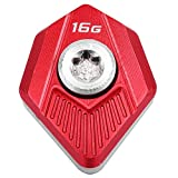 Gofotu 1Pcs. Golf Club Head Weights for Cobra King SZ Speedzone Driver 6,10,12,14,16g Red (16g)