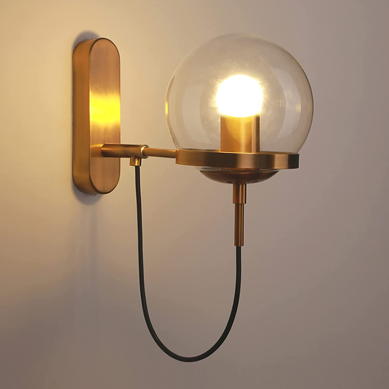 Max 59% OFF DSFFD Modern Industrial OFFicial shop Vintage Wall Lights Light Beds for