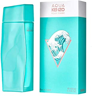 Aqua Kenzo by Kenzo Eau De Toilette Spray 3.3 oz / 100 ml (Women)