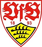 VFB STUTTGART - Football Club Crest Logo Wall Poster Print