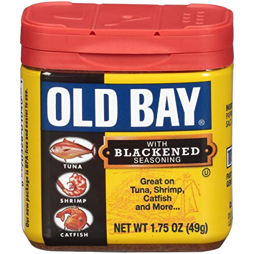 OLD BAY Blackened Seasoning, 1.75 OZ