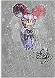 ZYYSYZSH Rompecabezas de 1000 Piezas de cartón, Imagen de Montaje, Cartel de DJ Deadmau, Juegos para Adultos, Juguetes educativos (38X26 CM)