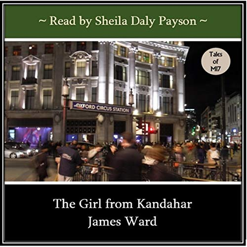 The Girl from Kandahar cover art