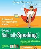 Dragon Naturally Speaking Standard 9: Italian (PC) -