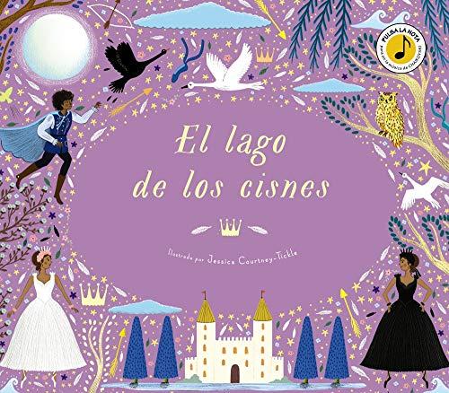 El lago de los cisnes (Castellano - A Partir De 6 Años - Manipulativos (Libros Para Tocar Y Jugar), Pop-Ups - Otros Libros)
