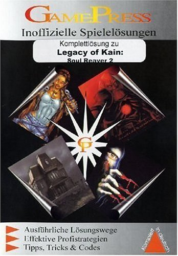 Legacy of Kain: Soul Reaver 2 (Lsungsbuch)