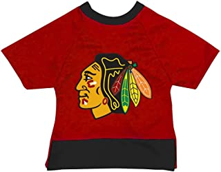All Star Dogs Chicago Blackhawks Pet Mesh Sports Jersey, X-Large