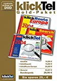 klickTel Gold - Paket 3 in 1 - 2004 (DVD-ROM) -