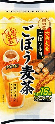 天保堂 ごぼう麦茶 16包入×2袋セット