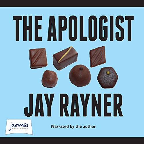 The Apologist audiobook cover art