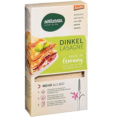 Naturata Bio Dinkel Lasagne Platten 10x250g
