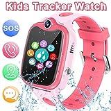 Best Tracker Watch For Kids - [IP67 Waterproof Phone Watch] Smartwatch for Kids, GPS Review