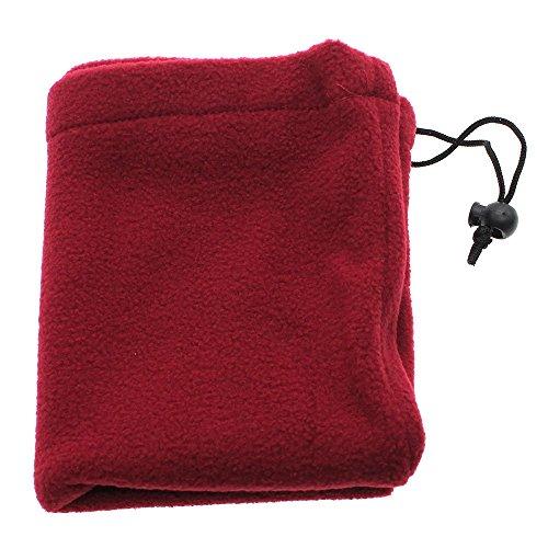 HuntGold - Chapeau - Bébé (fille) rouge rouge vin Taille Unique