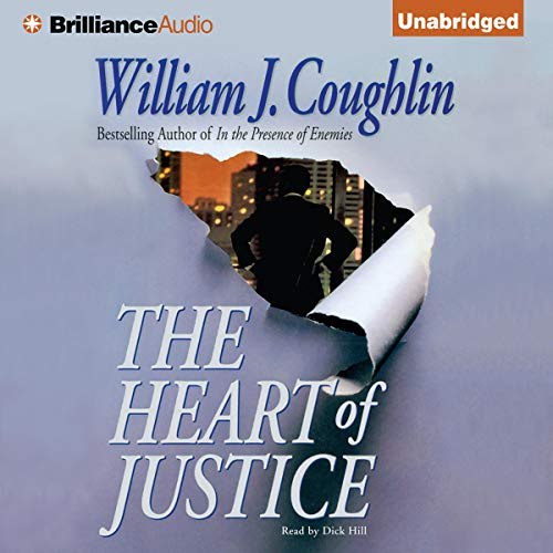 The Heart of Justice audiobook cover art