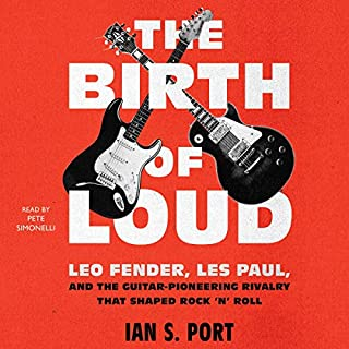 The Birth of Loud audiobook cover art