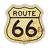 folien-zentrum Route 66 Usa America Shocker Hand Auto Aufkleber JDM Tuning OEM Dub Decal Stickerbomb Bombing Fun w