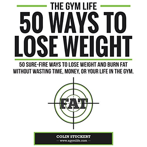 50 Ways To Lose Weight audiobook cover art