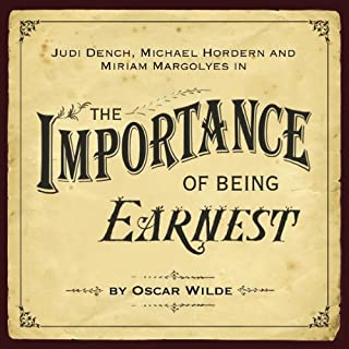 The Importance of Being Earnest (Dramatised) audiobook cover art