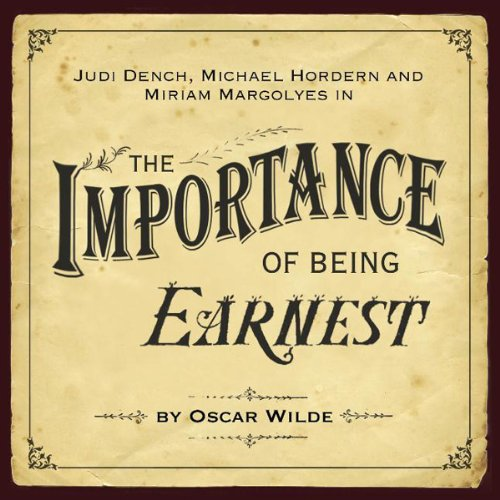 The Importance of Being Earnest (Dramatised) cover art