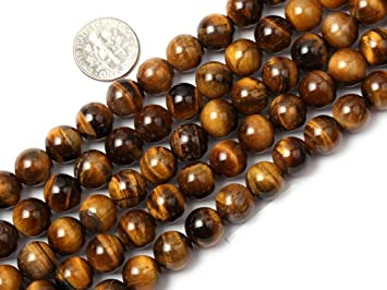 13 Inch 2-2.5 MM Fine Micro Cut Beads Yellow Tiger Eye Beads For Jewelry Making,Craft Beads Natural Tiger Eye Round Faceted Gemstone Beads