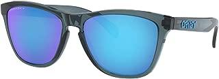Oakley Men's OO9013 Frogskins Square Sunglasses