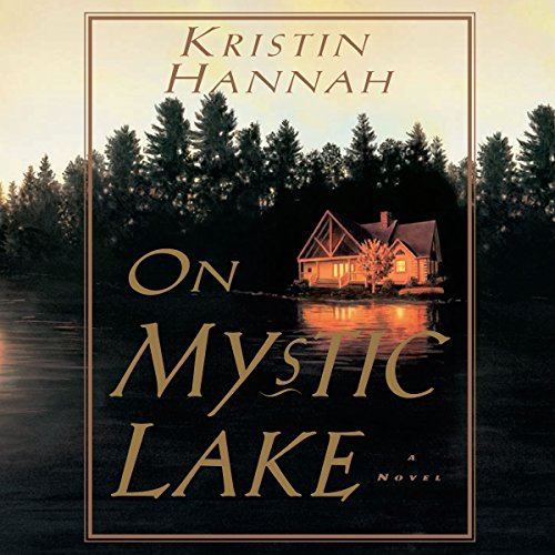 On Mystic Lake audiobook cover art