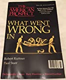 The American Prospect, Winter 1995 (No 20)