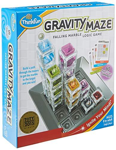 Gravity Maze Falling Marble Logic Game by ThinkFun