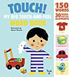 Touch! My Big Touch-and-Feel Word Book (Touch-and-Feel Books, 1)