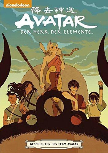 Avatar – Der Herr der Elemente: Geschichten des Team Avatar