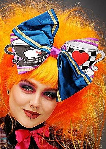 con 60% de descuento Sombrero Sombrero Sombrero de pajarita para mujer Mamujer Deluxe Wonderland  tomamos a los clientes como nuestro dios
