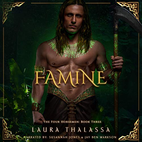Famine Audiobook By Laura Thalassa cover art