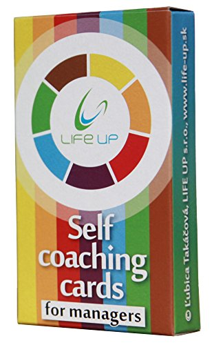 Self coaching cards for managers