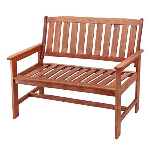 Ldk tuinbank van hout, bruin