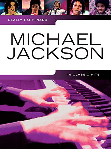 Really Easy Piano: Michael Jackson (English Edition)