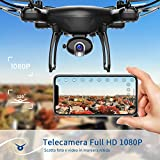 Zoom IMG-2 snaptain sp650 drone 1080p fhd