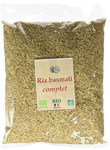 RITA LA BELLE Riz Basmati Complet Bio 10 kg