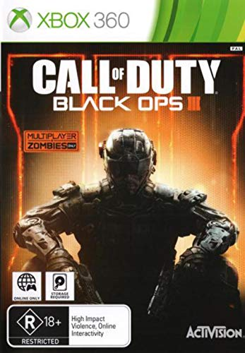 Call of Duty: Black Ops III - Xbox 360 (PAL Edition) [video game]