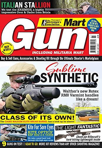 Gunmart: 9 Guns on set (English Edition)