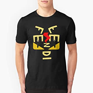 Fendi Monster Slim Fit TShirtT shirt Hoodie for Men, Women Unisex Full Size.