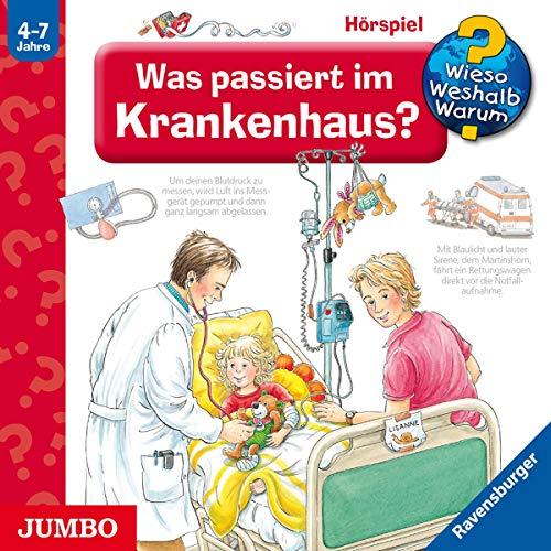 Was passiert im Krankenhaus? Titelbild