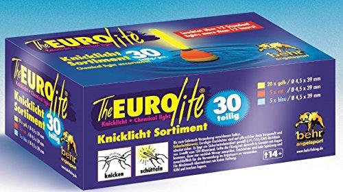 Behr EUROlite Knicklichter Sortiment Box 30Stk.