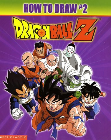 Dragonball Z : How To Draw #2 (Dragonball Z)