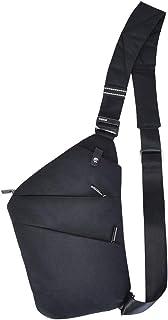 کوله پشتی شانه ضد آب دزد OSOCE سلیقه سلیقه قفسه سینه Crossbody کیسه بسته Rucksack دوچرخه ورزشی
