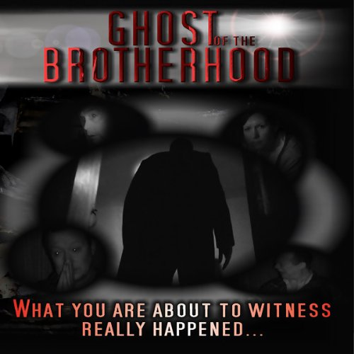 Ghost of the Brotherhood audiobook cover art