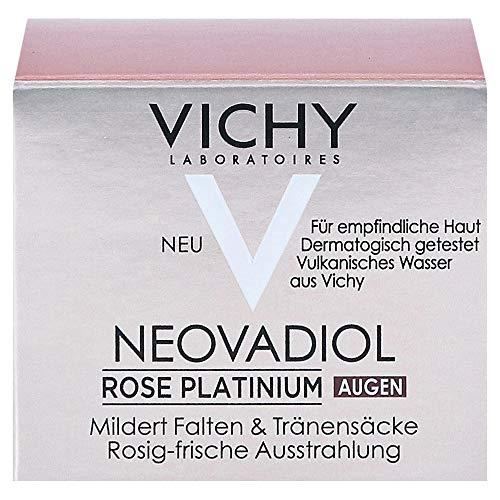 Vichy Neovadiol - Rose Platinum Occhi Crema Contorno Occhi Antirughe, 15ml