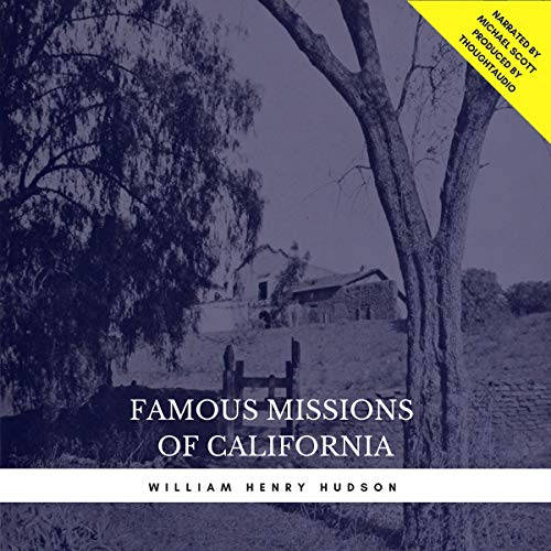 Famous Missions of California Titelbild