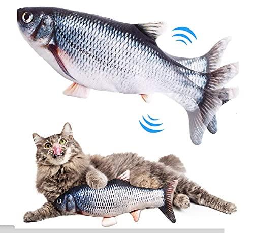 Brinquedo Para Cães e Gatos Peixe Móvel - Big Fish 30cm