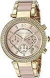 Get Michael Kors Women's Parker Gold-Tone Watch MK6326 Just for $239.99