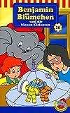 Benjamin Blümchen und die blauen Elefanten [VHS] - Gerhard Hahn